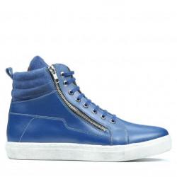 Men boots 486 indigo
