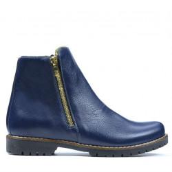 Women boots 3304 indigo