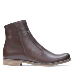 Men boots 413 brown