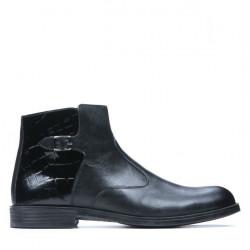 Men boots 488 black combined