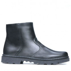 Men boots (large size) 490m black