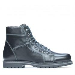 Men boots 489 black