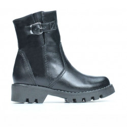 Small children boots 33c black