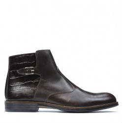 Men boots 488 cafe combined