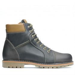 Men boots 489 tuxon cafe+brown