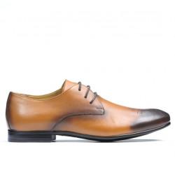 Pantofi eleganti barbati 828 a maro