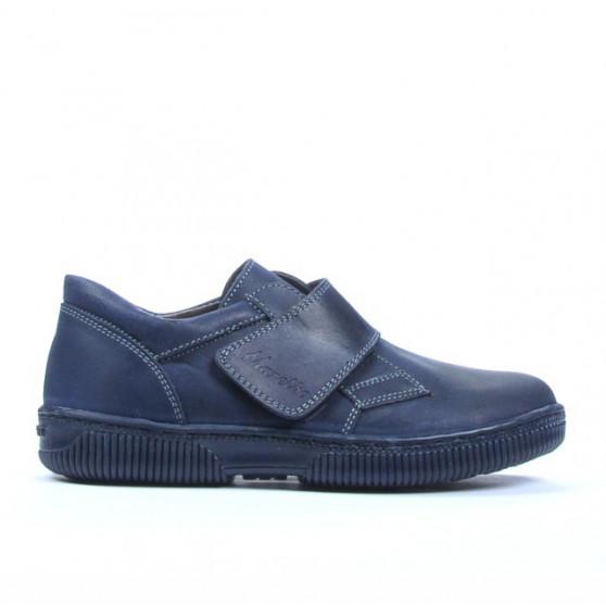 Pantofi copii 140 tuxon indigo