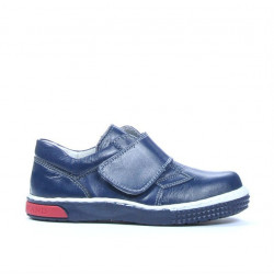 Small children shoes 50-1c indigo