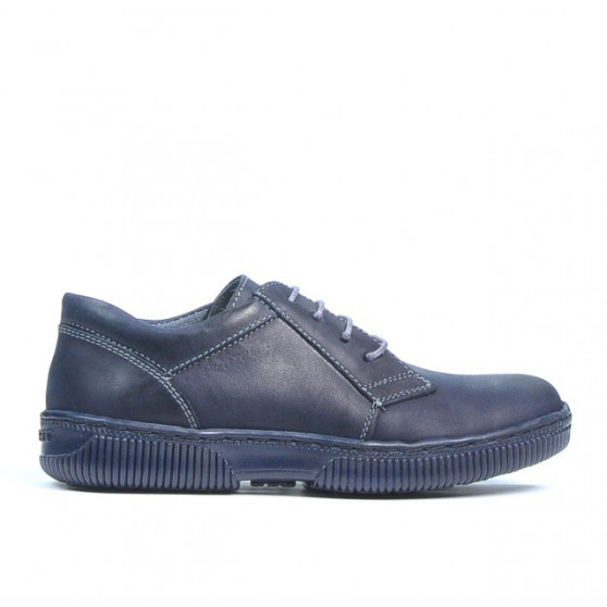 Children shoes 139 tuxon indigo