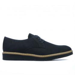 Pantofi casual barbati 832 bufo negru