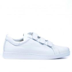 Pantofi sport barbati 959sc alb scai