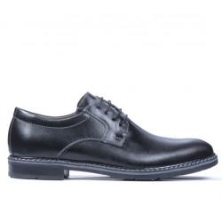 Pantofi casual / eleganti barbati 755-1 negru