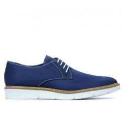 Men casual shoes 832 bufo indigo
