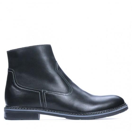 Men boots 455 black