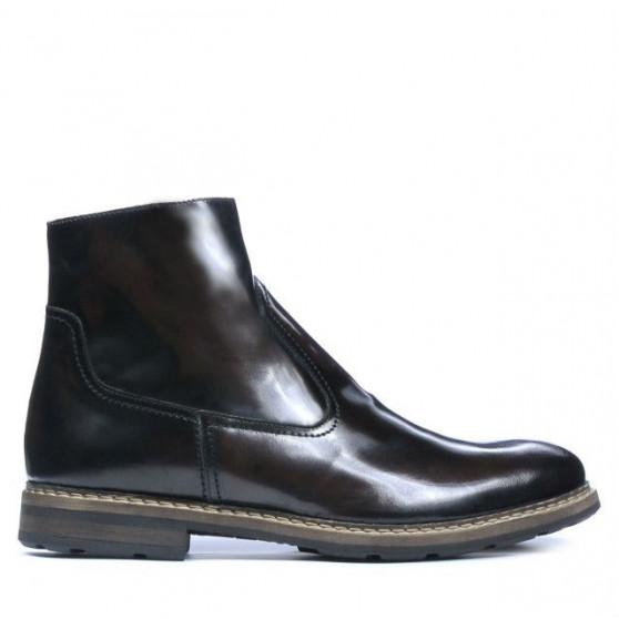 Men boots 455 a brown florantic