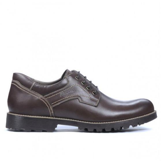 Pantofi casual / eleganti barbati 805 maro