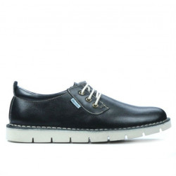 Pantofi casual dama 7000 negru
