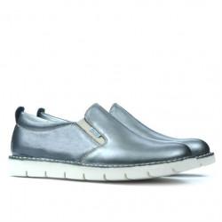 Women casual shoes 7002 silver