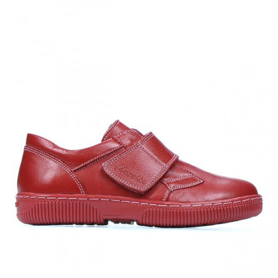 Children shoes 140 red