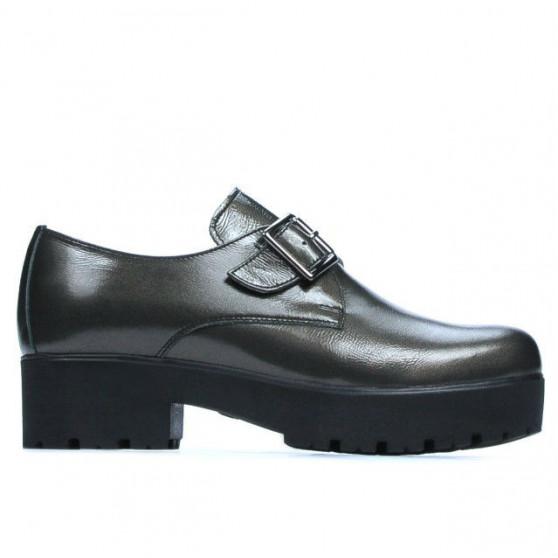 Pantofi casual dama 670 lac aramiu