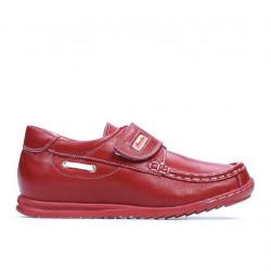 Pantofi copii 124 rosu