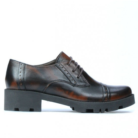 Women casual shoes 669 a brown