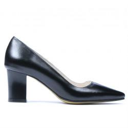 Women stylish, elegant shoes 1253 black