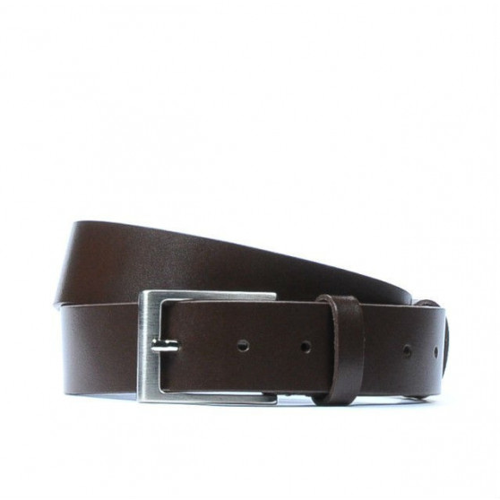 Men belt 05b brown