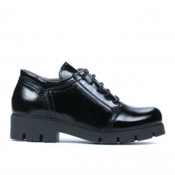 Pantofi copii 158 lac negru