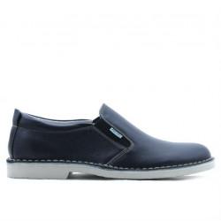 Men casual shoes 7200 indigo