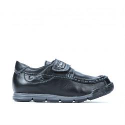 Pantofi copii mici 01c negru