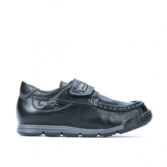 Small children shoes 01c black