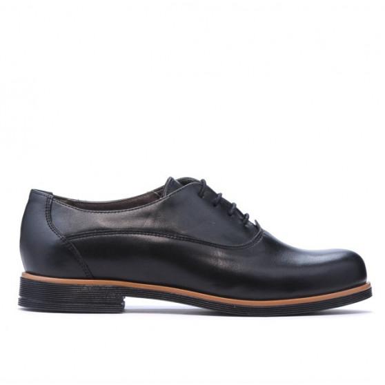 Pantofi casual dama 671 negru