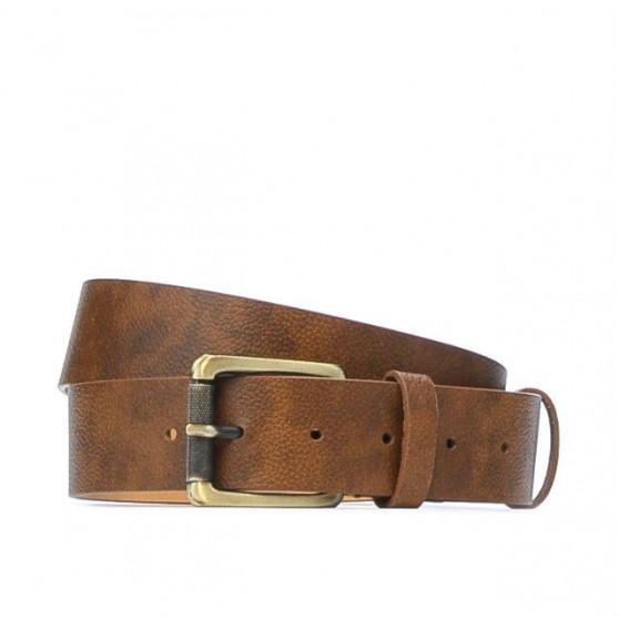 Men belt 06b a brown