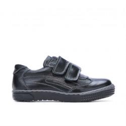 Small children shoes 16-2c black