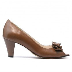 Women sandals 1255 cappuccino