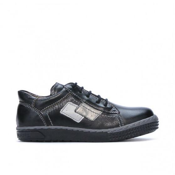 Small children shoes 57-1c black