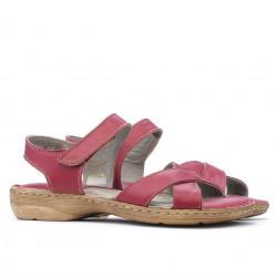 Sandale dama 502 rosu