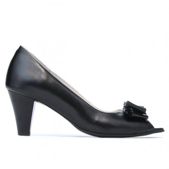 Sandale dama 1255 negru