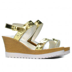 Sandale dama 5031 auriu