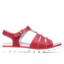 Sandale dama 5032 rosu