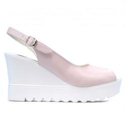 Women sandals 5026 ivory