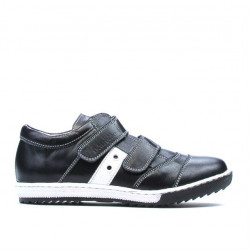Children shoes 134 black+white