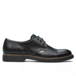 Men casual shoes 836 black