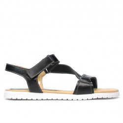 Sandale dama 5039 negru
