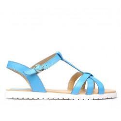 Sandale dama 5038 albastru