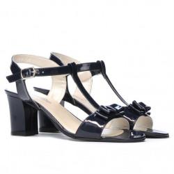 Sandale dama 1257 lac indigo