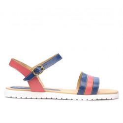 Women sandals 5037 indigo combined