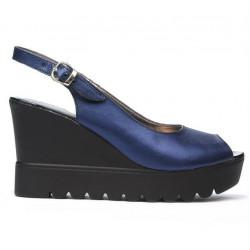 Women sandals 5026 indigo pearl