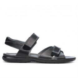 Sandale barbati 316 negru